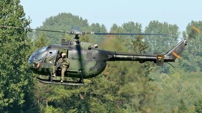 Photo ID 14473 by Rainer Mueller. Germany Army MBB BO 105P PAH 1, 86 51