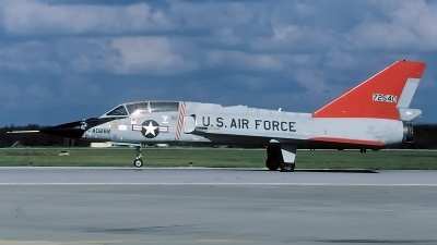 Photo ID 112030 by David F. Brown. USA Air Force Convair QF 106B Delta Dart, 57 2540