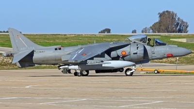 Photo ID 112092 by Jesus Benitez. Spain Navy McDonnell Douglas EAV 8B Harrier II Plus, VA 1B 27