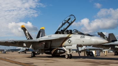 Photo ID 112094 by Andy Backowski. USA Navy Boeing F A 18F Super Hornet, 166620