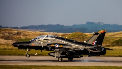 Photo ID 112140 by marcel Stok. UK Air Force BAE Systems Hawk T 2, ZK010