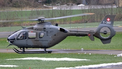 Photo ID 112210 by Martin Thoeni - Powerplanes. Switzerland Air Force Eurocopter EC 635P2, T 361