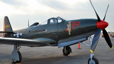 Photo ID 112290 by W.A.Kazior. Private Planes of Fame Air Museum Bell P 63A Kingcobra, NX163BP