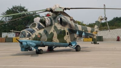 Photo ID 14520 by Frank Noort. Macedonia Air Force Mil Mi 24V, 209