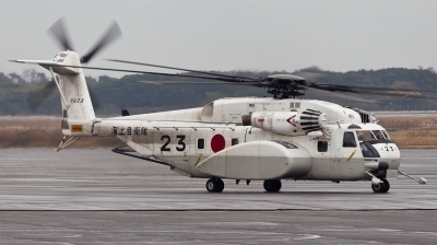 Photo ID 112298 by Andreas Zeitler - Flying-Wings. Japan Navy Sikorsky MH 53E Sea Dragon S 65E, 8623