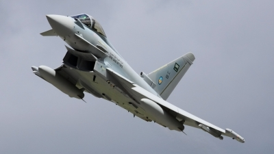 Photo ID 112322 by John Higgins. Saudi Arabia Air Force Eurofighter EF 2000 Typhoon FGR50, 1001