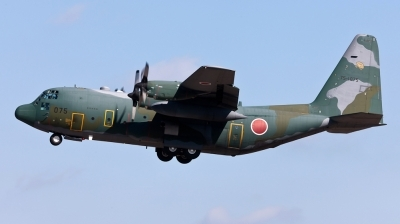 Photo ID 112381 by Andreas Zeitler - Flying-Wings. Japan Air Force Lockheed C 130H Hercules L 382, 75 1075