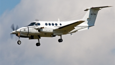 Photo ID 14550 by Alex van Noye. USA Army Beech C 12F Huron Super King Air B200C, 84 0158
