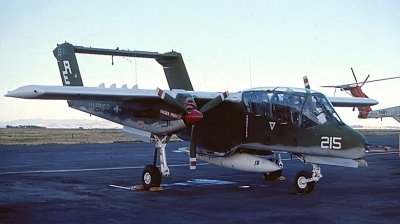 Photo ID 112669 by Robert W. Karlosky. USA Marines North American Rockwell OV 10A Bronco, 155464
