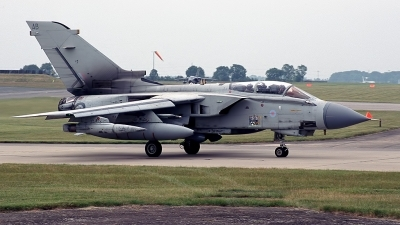 Photo ID 112532 by John Higgins. UK Air Force Panavia Tornado GR4, ZA607