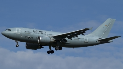 Photo ID 112719 by Thomas Ziegler - Aviation-Media. Germany Air Force Airbus A310 304 MRTT, 10 26