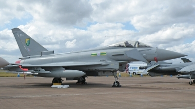 Photo ID 112873 by Fernando Sousa. UK Air Force Eurofighter EF 2000 Typhoon FGR4, ZJ918