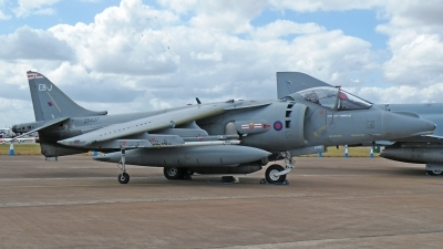 Photo ID 112872 by Fernando Sousa. UK Air Force British Aerospace Harrier GR 9, ZD437