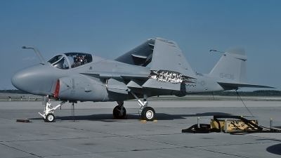 Photo ID 112867 by David F. Brown. USA Marines Grumman A 6E Intruder G 128, 154136