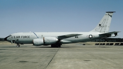 Photo ID 113035 by David F. Brown. USA Air Force Boeing KC 135R Stratotanker 717 148, 64 14828
