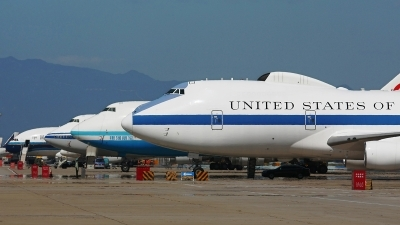 Photo ID 113040 by Weiqiang. USA Air Force Boeing E 4B 747 200B, 73 1677