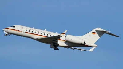 Photo ID 113045 by Maurice Kockro. Germany Air Force Bombardier BD 700 1A11 Global 5000, 14 04