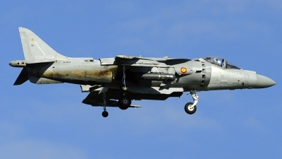 Photo ID 113061 by Jesus Peñas. Spain Navy McDonnell Douglas EAV 8B Harrier II Plus, VA 1B 29