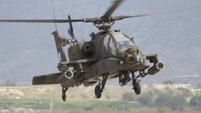 Photo ID 113170 by Nikos A. Ziros. Greece Army Boeing AH 64DHA Apache, ES1028