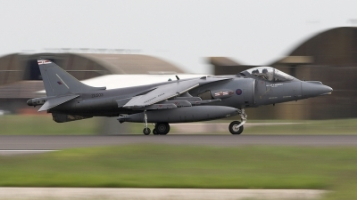 Photo ID 14640 by Karl Drage. UK Air Force British Aerospace Harrier GR9, ZG503