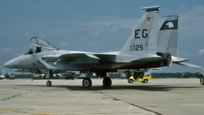 Photo ID 113197 by David F. Brown. USA Air Force McDonnell Douglas F 15C Eagle, 85 0125
