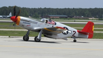 Photo ID 113204 by Jason Grant. Private American Airpower Heritage Flying Museum North American P 51C Mustang, NX61429