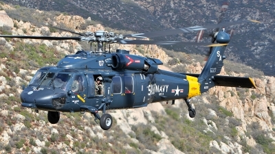 Photo ID 113192 by John Haubrich. USA Navy Sikorsky MH 60S Knighthawk S 70A, 166323