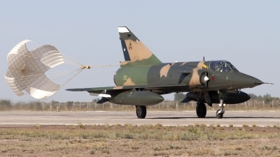 Photo ID 113236 by Chris Lofting. Chile Air Force Dassault Mirage 5MA Elkan, 705