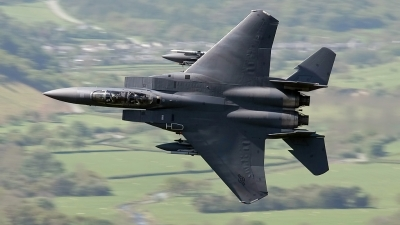 Photo ID 113259 by John Higgins. USA Air Force McDonnell Douglas F 15E Strike Eagle, 91 0326