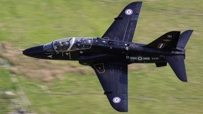 Photo ID 113262 by John Higgins. UK Air Force British Aerospace Hawk T 1W, XX181