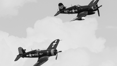 Photo ID 113430 by Tony Printezis. Private F4U Inc Goodyear FG 1D Corsair, NX83JC