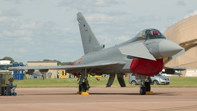 Photo ID 14682 by Jeremy Gould. Spain Air Force Eurofighter C 16 Typhoon EF 2000, C 16 29