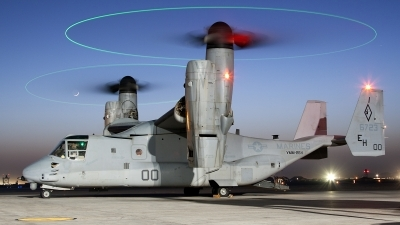 Photo ID 113595 by Tony Osborne - Opensky Imagery. USA Marines Bell Boeing MV 22B Osprey, 166723