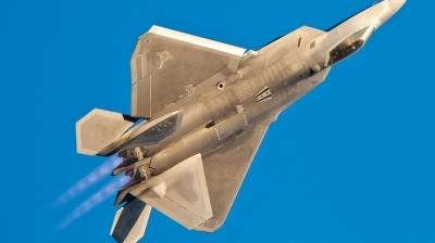 Photo ID 113730 by Andreas Zeitler - Flying-Wings. USA Air Force Lockheed Martin F 22A Raptor, 00 4017