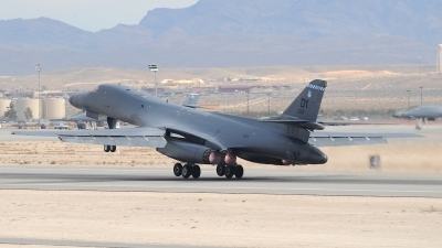 Photo ID 113908 by Peter Boschert. USA Air Force Rockwell B 1B Lancer, 86 0107