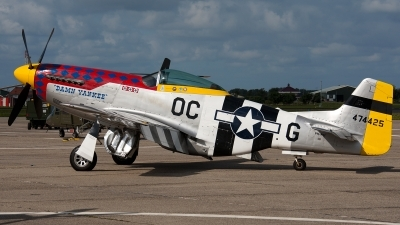 Photo ID 113951 by Jan Eenling. Private Private North American P 51D Mustang, PH PSI