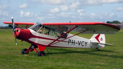 Photo ID 114182 by Jan Eenling. Private Private Piper PA 18 95 Super Cub, PH VCY