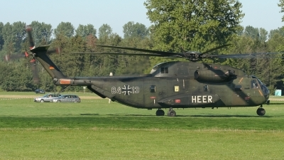 Photo ID 14758 by Rainer Mueller. Germany Army Sikorsky CH 53G Super Stallion, 84 13