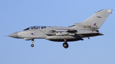 Photo ID 114048 by Chris Lofting. UK Air Force Panavia Tornado GR4, ZG779