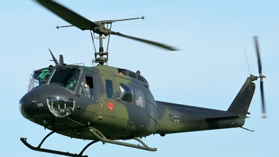 Photo ID 14760 by Rainer Mueller. Germany Army Bell UH 1D Iroquois 205, 72 80