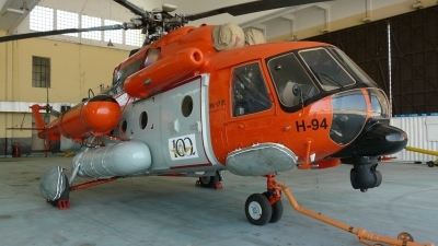 Photo ID 114060 by Martin Kubo. Argentina Air Force Mil Mi 171E, H 94