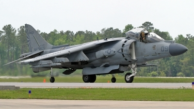 Photo ID 114103 by David F. Brown. USA Marines McDonnell Douglas AV 8B Harrier ll Plus, 165311
