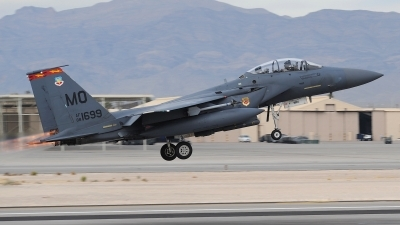 Photo ID 114157 by Peter Boschert. USA Air Force McDonnell Douglas F 15E Strike Eagle, 88 1699