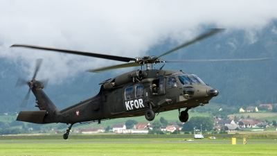 Photo ID 114154 by Thomas Ziegler - Aviation-Media. Austria Air Force Sikorsky S 70A 42 Black Hawk, 6M BH