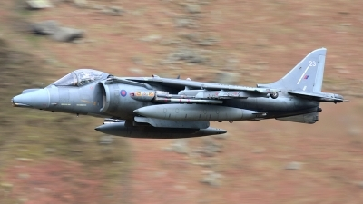 Photo ID 114171 by Nathan Daws. UK Air Force British Aerospace Harrier GR 9, ZD375
