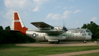 Photo ID 114451 by Paul Newbold. USA Air Force Lockheed C 130A Hercules L 282, 55 0023