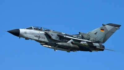 Photo ID 114246 by Thomas Ziegler - Aviation-Media. Germany Air Force Panavia Tornado ECR, 46 44