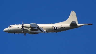 Photo ID 114498 by Paul Newbold. USA Navy Lockheed P 3C Orion, 161005