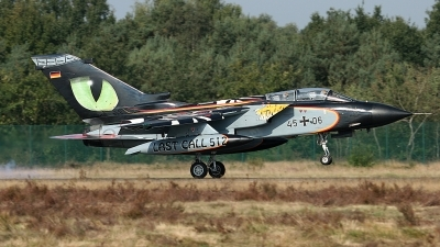 Photo ID 114447 by Tommaso Munforti. Germany Air Force Panavia Tornado IDS, 45 06