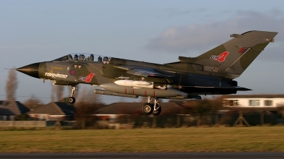 Photo ID 114464 by John Higgins. UK Air Force Panavia Tornado GR4, ZD708
